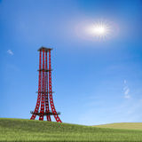 Wonderful Tower Stock Photography