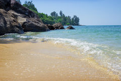 Wonderful Tropical beach , Andaman, Thailand Royalty Free Stock Image