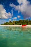 Wonderful tropical beach, Maldives Stock Photos