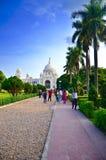 Wonderful Victoria palace!!. Kolkata the city of joy Stock Images