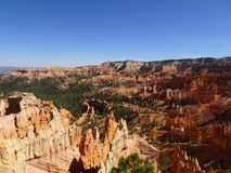 Bryce Canyon in Utah, USA Royalty Free Stock Photography