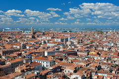 Wonderful view on Venice Royalty Free Stock Photos