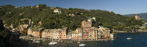 The wonderful village of Portofino,Liguria,Italy Stock Photos