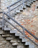 Wonderful Walls - and Stairway in Germany Royalty Free Stock Images
