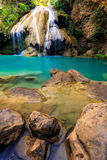 Wonderful waterfall in thailand Royalty Free Stock Image
