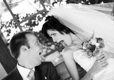 Wonderful wedding Stock Photo