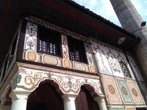 Wonderfull dekorował architekturę w Tetovo fotografii Żadny 2 Zdjęcia Stock