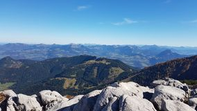 Kehlsteinhaus view eagles nest royalty free stock photo