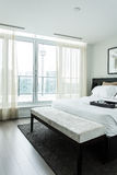 Master Bedroom Royalty Free Stock Images