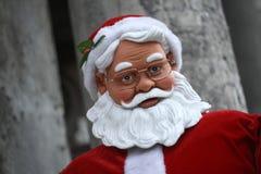 Wondering Santa Royalty Free Stock Photo