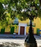 Wondering on the streets of Havana royalty free stock photo
