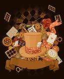 Wonderland design Royalty Free Stock Photo