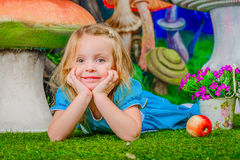 In Wonderland Stock Photography