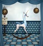 Wonderland pony Royalty Free Stock Photo