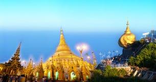 Wonders of Myanmar Royalty Free Stock Photos