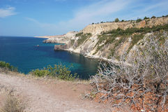 Wonders of Nature (Crimea) Stock Image