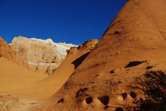 Wonders of nature, Utah Royalty Free Stock Photography