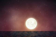 Wonders of the sky background Stock Images