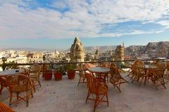 The wonders of the world Cappadocia, Turkey Royalty Free Stock Photography