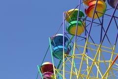 wonderwheel Fotografia Stock