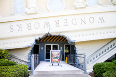 Wonderworks, Orlando, Florida Stock Photography