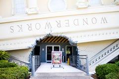 Wonderworks, Orlando, la Floride Photographie stock