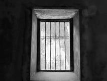 Wondow storico Immagini Stock Libere da Diritti