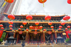 Wong Tai Sin Royalty Free Stock Images