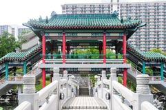 Wong Tai Sin Temple - Hong Kong Royalty Free Stock Image