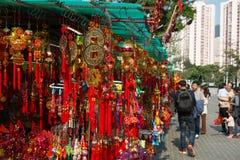 Wong Tai Sin Temple in Kowloon, Hong Kong stockfotografie