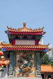 Wong Tai Sin Temple Puji, Qin Shan Zhaobi Stock Photos