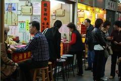 Wong Tai Sin-waarzeggers en fortuintellers Royalty-vrije Stock Foto's