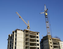 Woningbouw Stock Fotografie