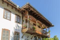 Woningbouw in Klisurski-Klooster Royalty-vrije Stock Foto's