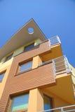 Woningbouw in Wroclaw Polen. Royalty-vrije Stock Foto's