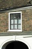 Wonky window Royalty Free Stock Photo