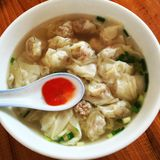 Wonton Photos stock