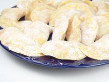 Wonton Dumplings  Stock Images
