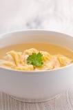 Wonton Soup Stock Images