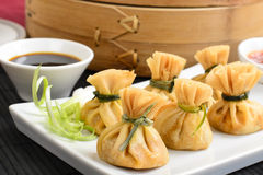 Wontons Stock Photos