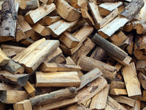 Wood. Photo of wooden logs abstract background royalty free stock images