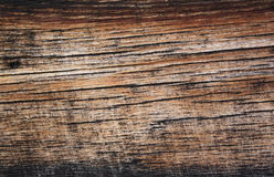 Wood. It is an old wooden wall covered with cracks from time Stock Photo
