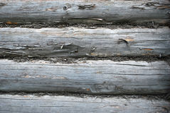 Wood. Background with texture of old gray wood Royalty Free Stock Photo