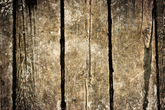 Wood. En vintage background. Old cracked texture Stock Image