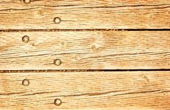 Wood. En vintage background. Old cracked texture Royalty Free Stock Photo