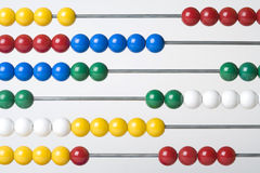 Wood Abacus Stock Photography