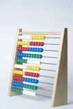 Wood Abacus Royalty Free Stock Images