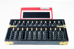 Wood abacus Royalty Free Stock Image