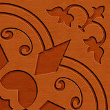 Wood Abstract Background. Abstract Background, a beautiful carving texture royalty free illustration