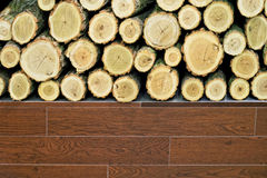 Wood And Log Stock Images